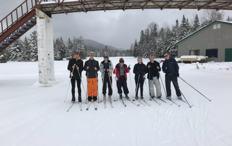Outdoor Activities Club takes on Lake Placid