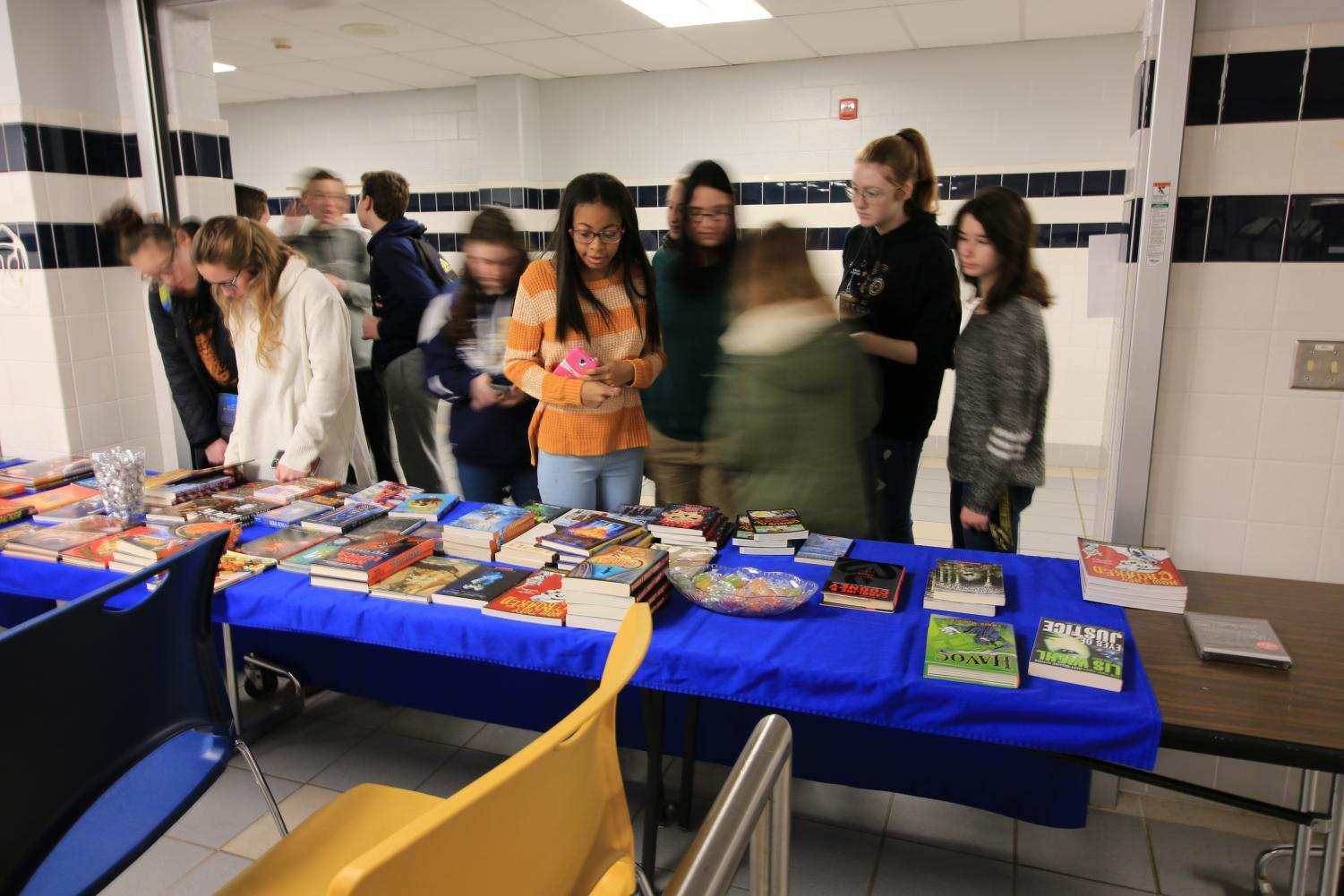 Free Books from PTSA