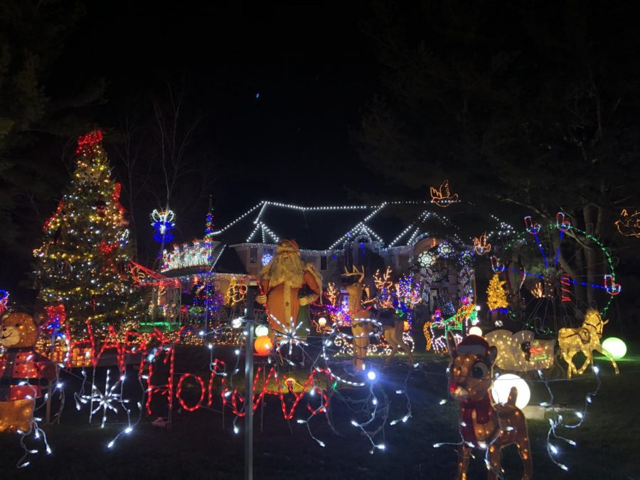 Christmas lights for your family!